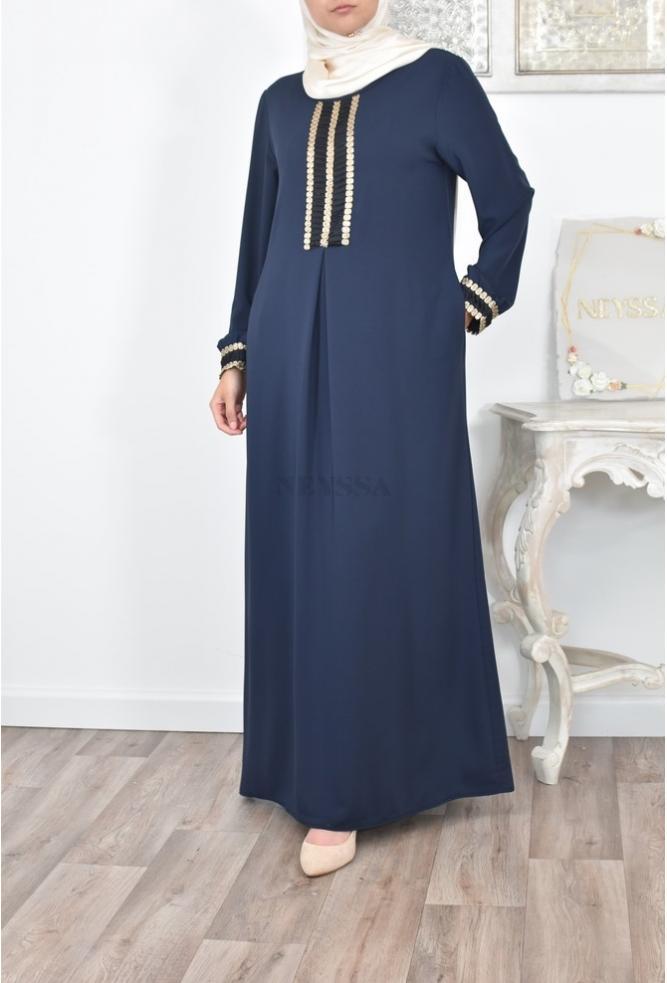Robe Abaya robe orientale Aïd ramadan