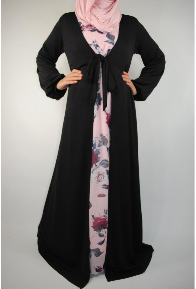 Home > Femme 1m70-1m80 > robe > Robe gilet Sybelle