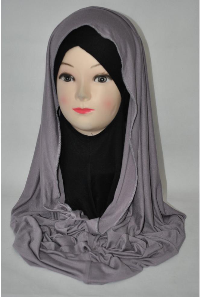 Snood/hijab cylindrique