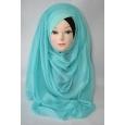 maxi hijab uni leger pas cher