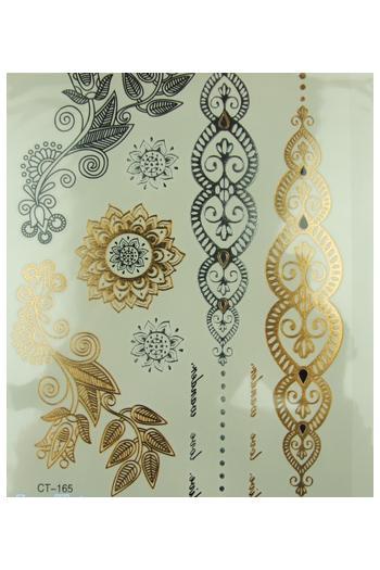 Bijoux de peau tatouage éphemère