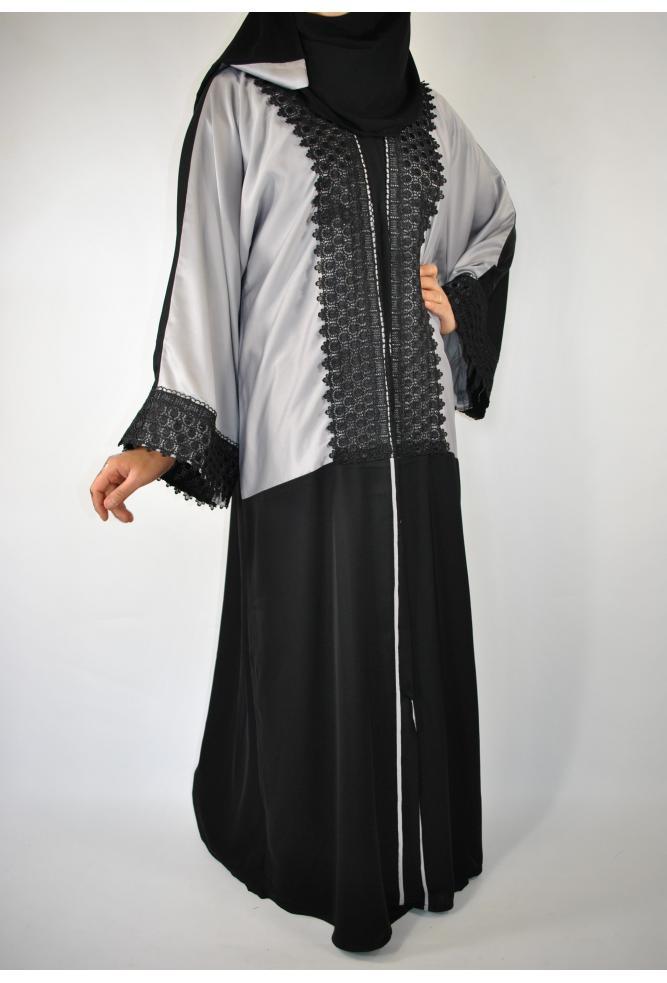 Abaya Khaleeji Jumana
