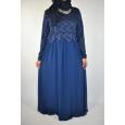 robe musulmane ceremonie fete
