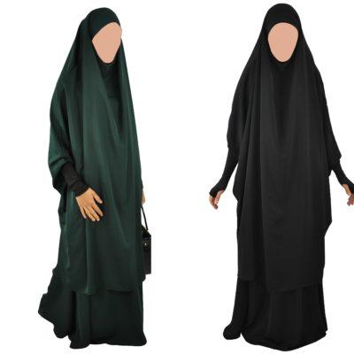 Jilbab comment bien le choisir?