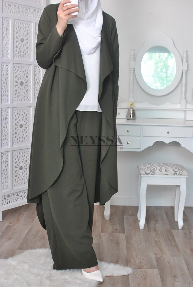 Neyssa Shop Habille La Femme Musulmane Avec Des Vêtement Mastour - Pret a porter femme musulmane