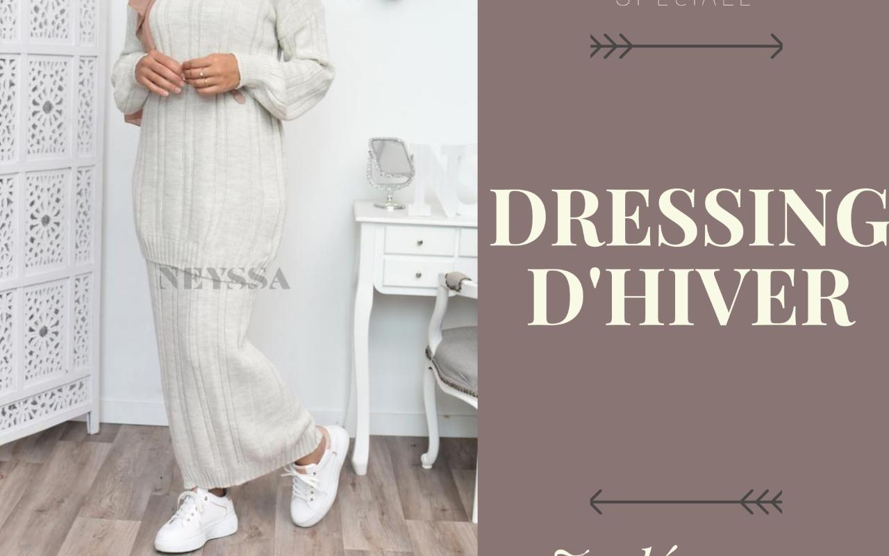 Prêt à porter de la femme musulmane en Hiver