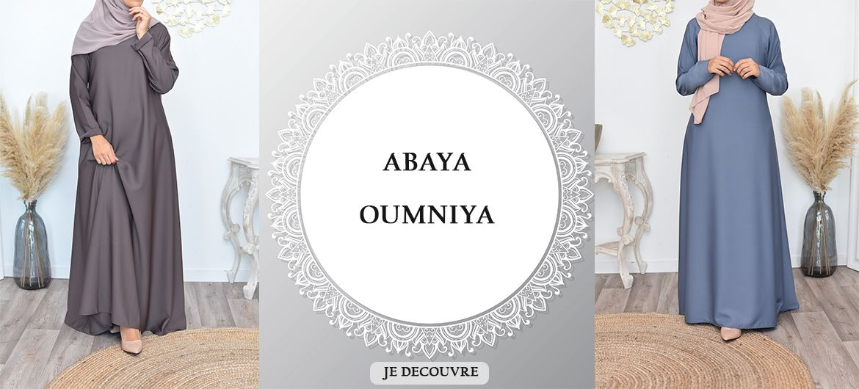 L'abaya moderne : un indispensable