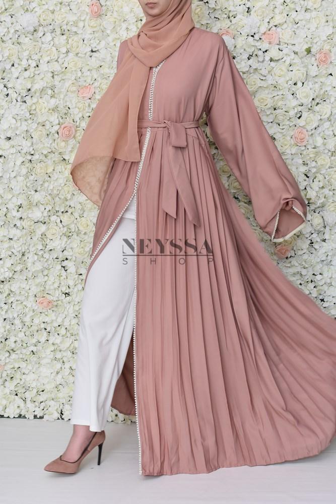 abaya grande taille femme musulmane