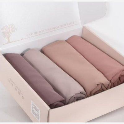 Idée cadeau pour les fêtes, pourquoi ne pas opter pour les box Hijabs ?