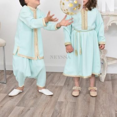 Tenues traditionnelles marocaines