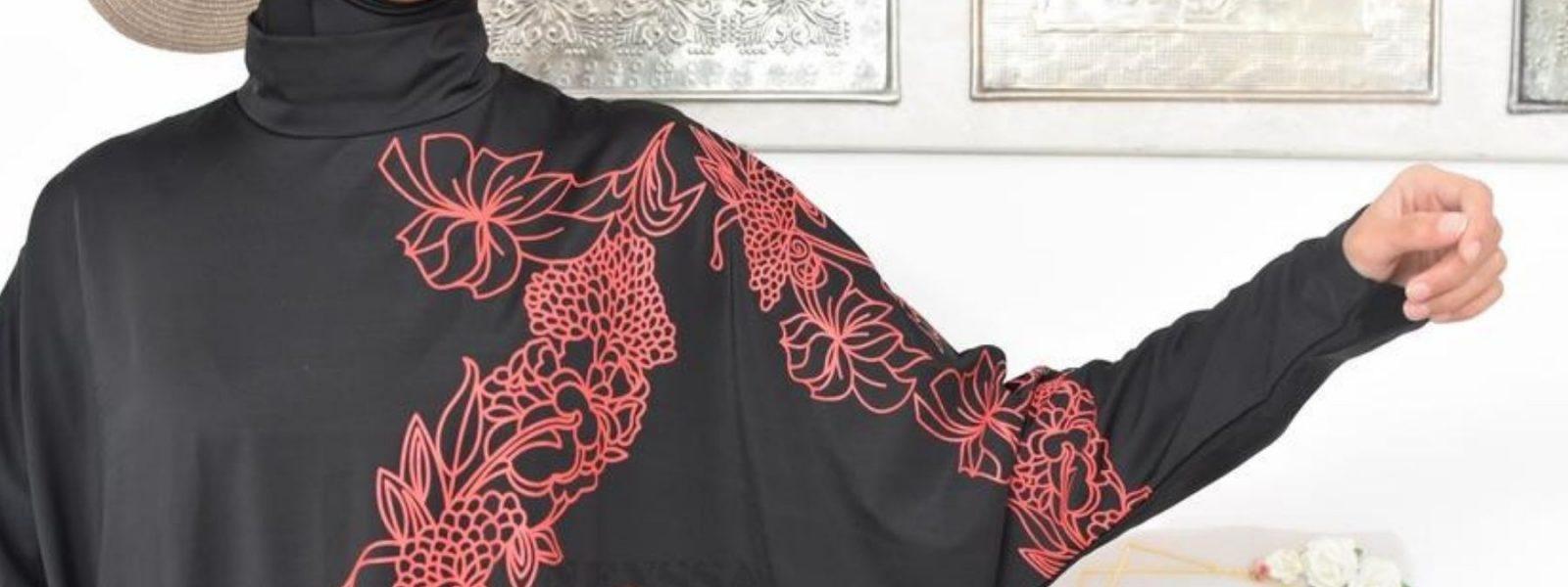 Le Burkini coupe papillon: Une Tenue mastour pour vous baigner cet été