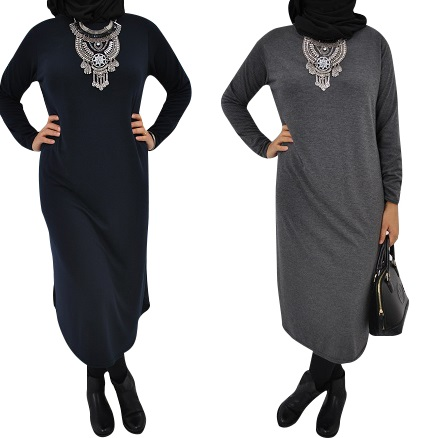 tunique longue femme musulmane longue tunique mastoura
