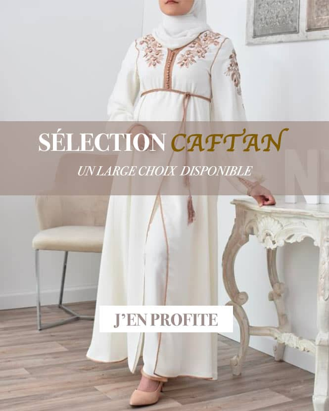 Collection caftan marocain Neyssa