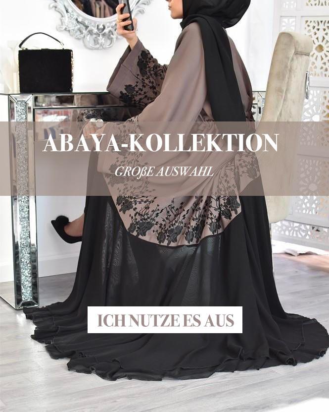 Trendige Abayas