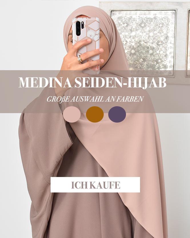 trendiger Hijab