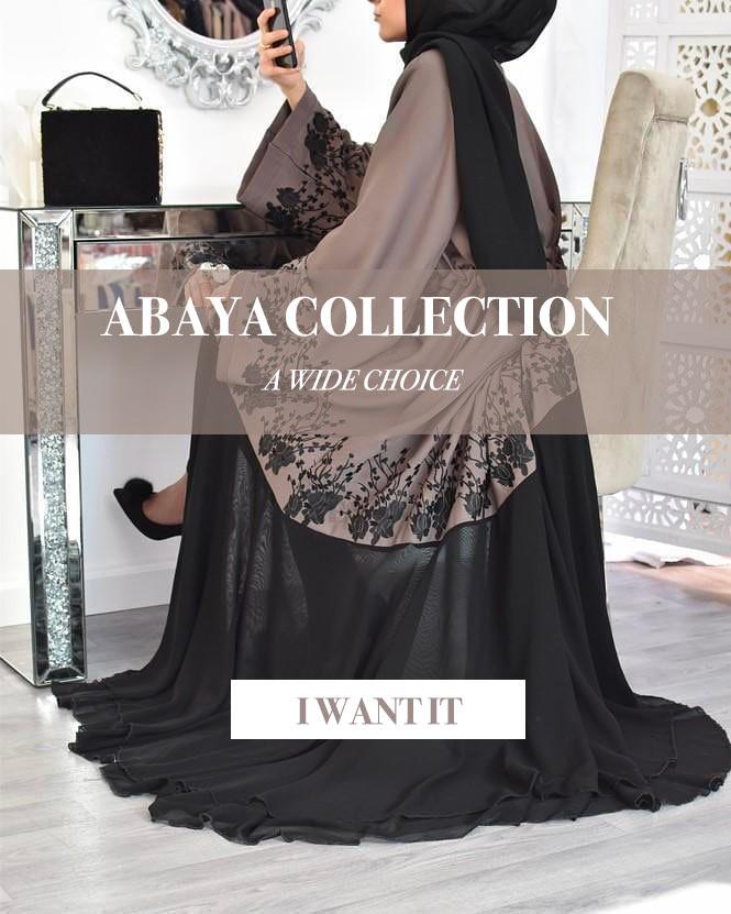 Trendy Abayas