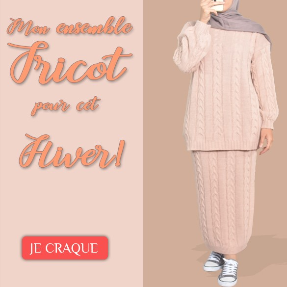 Prêt à porter femme musulmane   vêtement femme musulmane - Neyssa Boutique 5a187cbed281